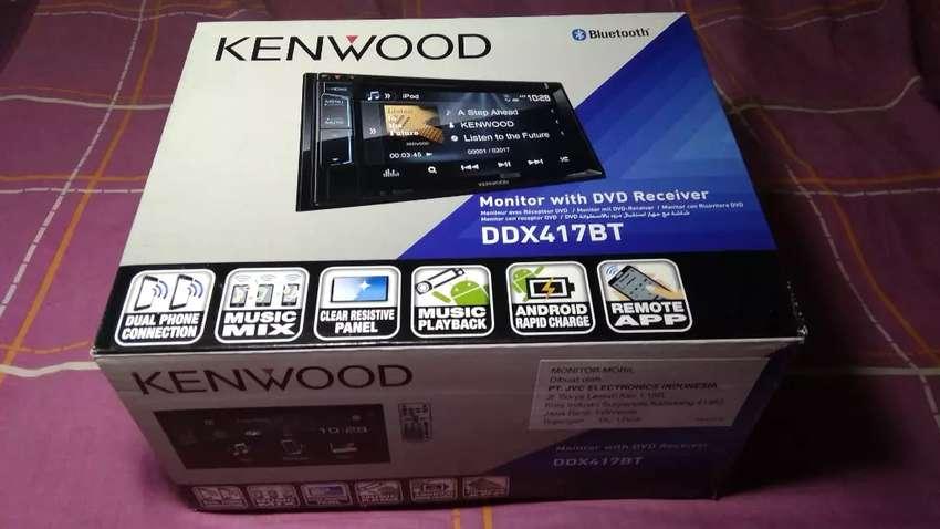 Kenwood DDX 417 BT 0