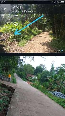 Jual Tanah kosong. Lokasi Tigaraksa kab. Tangerang. Akses Jln mobil