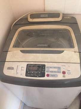 Samsung washing machine digital logic
