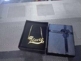 Gold Plated Pendend