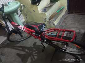 The cycle is of very good condition and only 1month had done