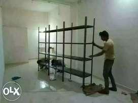 New iron racks