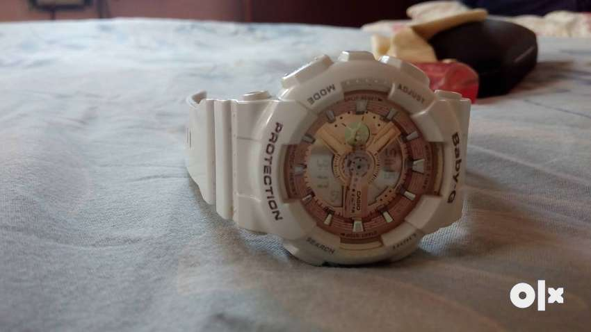 CASIO BABY-G, digital plus analog watch 0