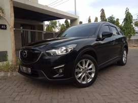 Selling Mazda CX-5