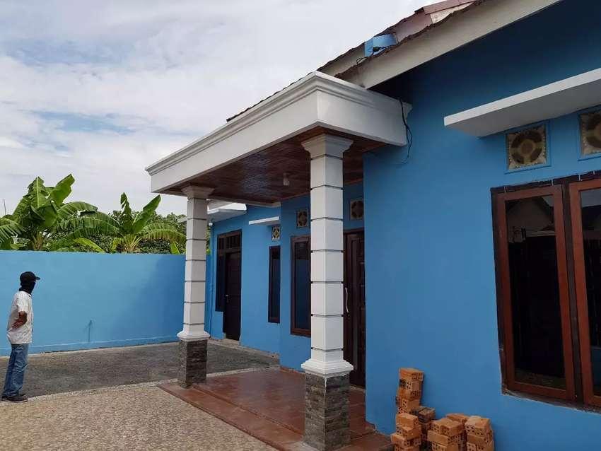 Rumah dikontrakan tahunan. 20 juta/thn