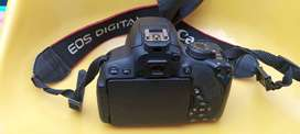 Canon EOS 700D 10/10 Condition With Two Lens 18-55mm AnD Yonguo 50mm