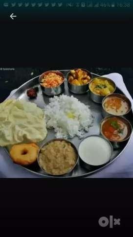 Sai Vegetarian Tiffin Services in Palava.