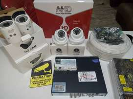 CCTV AHD LENSA 3MP 1080P TERMURAH,LENGKAP,SUDAH TERMASUK ONGKOS PASANH