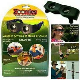 Kacamata zoomies-kacamata pembesar