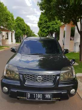 Nissan Xtrail 2.5 ST Tahun 2004 Kondisi Mulus Terawat /crv lgx city