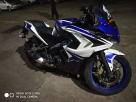Rs 200 BS 4 new model & new condition all pepper clear 2 nd owner