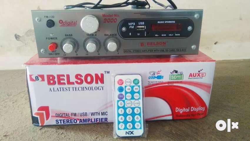 BELSON amplifier latest technology