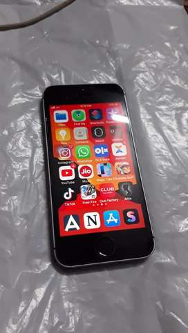 IPHONE (SE) 32GB IN BEST CONDISION URJENT SELL EXCHANGE ALSO AVAILABLE