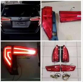 Toyota Innova Reborn Smoke - Smoke - Light Bar - Sequential+KIKIMacc+