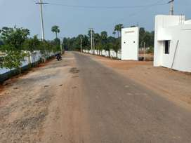 180sqyd to 220 sqyd Vuda approved plots with spot registration loan fa