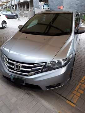 Honda city Aspire 1.5 Prosmatic