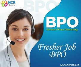 Part time evening shift in Bpo sector incoming calls attand work Male