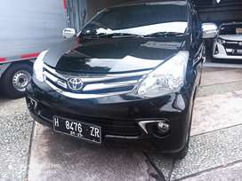 Toyota Avanza G 2013 istimewa
