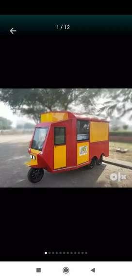 Food Van - Battery Operated