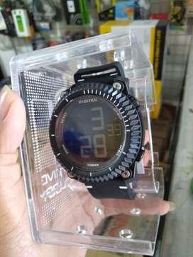 rdy jam tangan digital digitec water resistan (sinar kita)