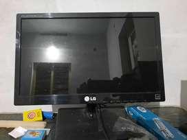 LG monitor good condition