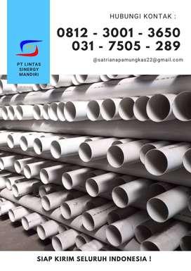 """PIPA PVC PARALON EXCELLON PUTIH+ABU AW D C 3/4"""" MURAH READY LENGKAPPP"""