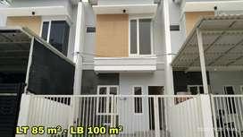 Sisa 2 unit Rumah wisma Kedungasem 2 Dekat Jalan Raya Merr Surabaya