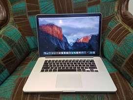 Macbook Pro Core i7 16 GB 15 Retina A1398