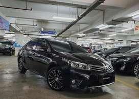 Toyota Altis V 2015 AT