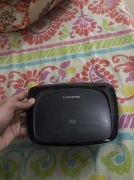 Linksys modem router