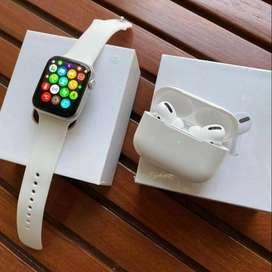 Airpods Pro | Apple Watch Series 4, Series 6, iWatch SE-Warranty