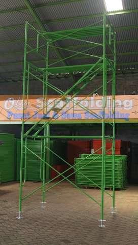 Scaffolding warna orange murah