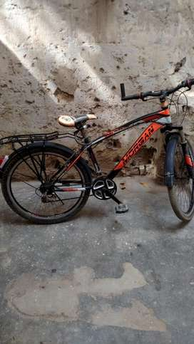Cycle for sale in good condition only month used