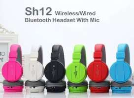 sH 12 headphone