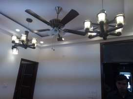 2BHk ready to move and good semi-furnished flat sale in DLF Ankur Viha