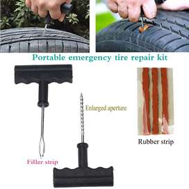 Online Wholesales auto car tire repair kit tubeless tir tyre puncture