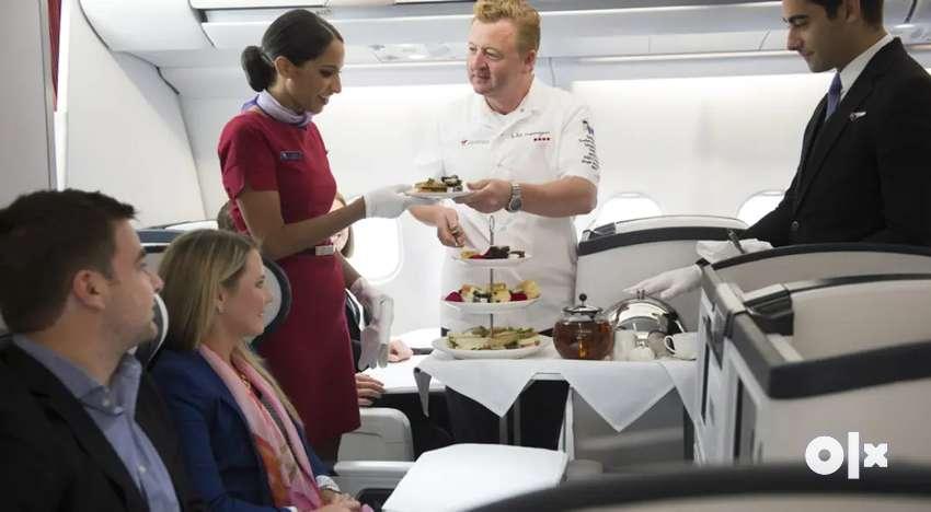 Golden chance Urgent REQUIREMENT FOR  airline job LTD. 0