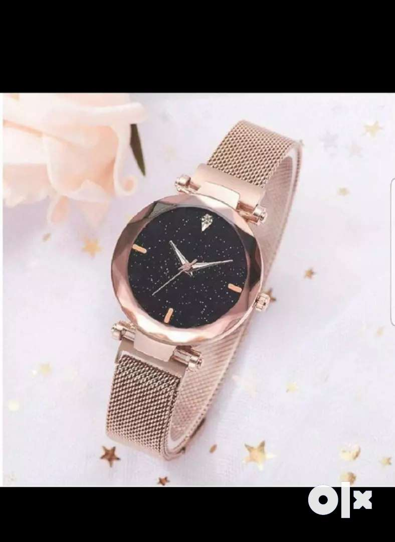Magnetic starp watch 0