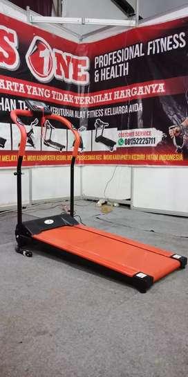 Treadmill listrik termurah tlp wa di kirim bayar di rumah