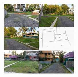 Plot for sale at Thripunithura