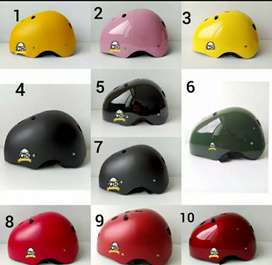Ready helm sepeda dewasa murah