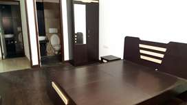 2bhk flat at Apollo DB City with Almera Bed and Dressingplz call