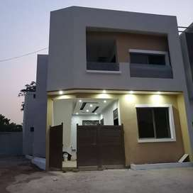Corner House for sale in H-13 Khayam Town