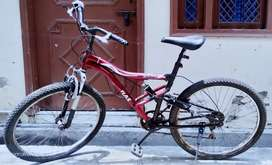 Atlas ranger cycle
