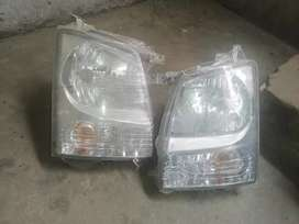 Japanese Wagon-R 2005-2008 Model Front Head Light Pair