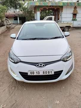 Hyundai I20 Asta 1.2, 2013, Diesel