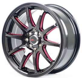 velg hsr wheel rinng 16 inc bisa utk mobil mobilio,freed,etios