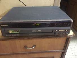 DVD player CD player