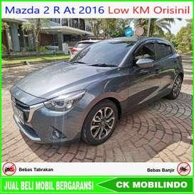 Mazda 2 R At 2016 km 20rb antik Bisa Kredit