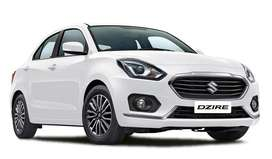 29000 monthly self drive car new swift dezire
